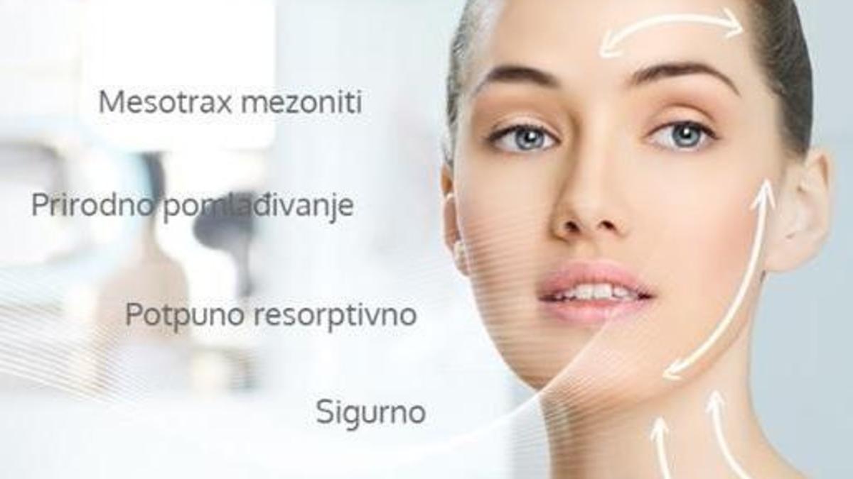 Mezoniti – najnovija metoda prirodnog pomlađivanja kože lica i vrata