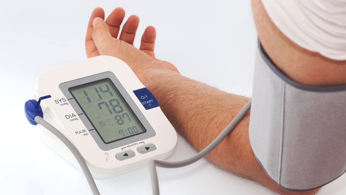 Povišeni krvni tlak – arterijska hipertenzija