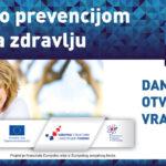 """DANI OTVORENIH VRATA """"Medico prevencijom prema zdravlju"""" Rijeka"""