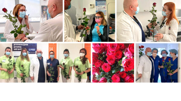 Sretan Dan žena, želi vam Specijalna bolnica Medico!