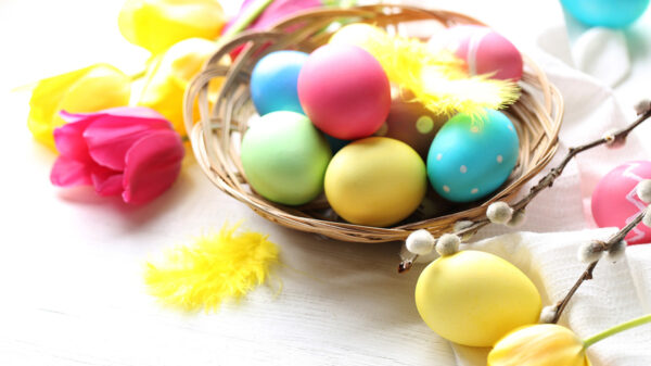 Sretan i zdrav Uskrs!